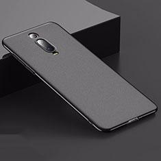 Handyhülle Hülle Kunststoff Schutzhülle Tasche Matt M02 für Xiaomi Mi 9T Schwarz
