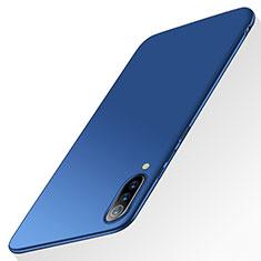 Handyhülle Hülle Kunststoff Schutzhülle Tasche Matt M02 für Xiaomi Mi A3 Blau