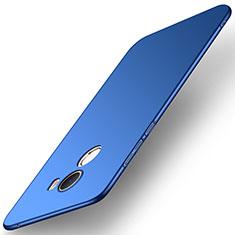 Handyhülle Hülle Kunststoff Schutzhülle Tasche Matt M02 für Xiaomi Mi Mix 2 Blau