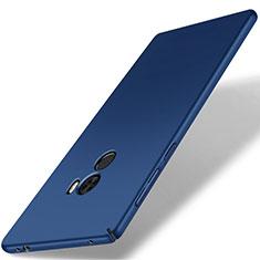 Handyhülle Hülle Kunststoff Schutzhülle Tasche Matt M02 für Xiaomi Mi Mix Blau