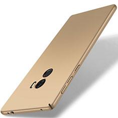 Handyhülle Hülle Kunststoff Schutzhülle Tasche Matt M02 für Xiaomi Mi Mix Gold