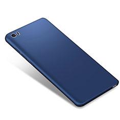 Handyhülle Hülle Kunststoff Schutzhülle Tasche Matt M02 für Xiaomi Mi Note Blau