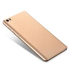 Handyhülle Hülle Kunststoff Schutzhülle Tasche Matt M02 für Xiaomi Mi Note Gold