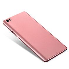 Handyhülle Hülle Kunststoff Schutzhülle Tasche Matt M02 für Xiaomi Mi Note Rosegold