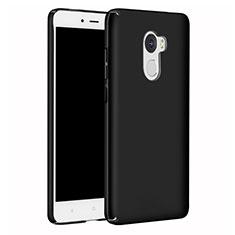 Handyhülle Hülle Kunststoff Schutzhülle Tasche Matt M02 für Xiaomi Redmi 4 Standard Edition Schwarz