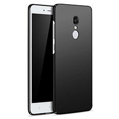 Handyhülle Hülle Kunststoff Schutzhülle Tasche Matt M02 für Xiaomi Redmi Note 4X High Edition Schwarz