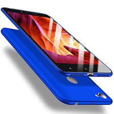 Handyhülle Hülle Kunststoff Schutzhülle Tasche Matt M02 für Xiaomi Redmi Note 5A Prime Blau