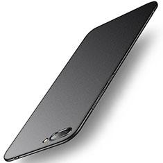 Handyhülle Hülle Kunststoff Schutzhülle Tasche Matt M03 für Huawei Honor 10 Schwarz