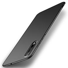 Handyhülle Hülle Kunststoff Schutzhülle Tasche Matt M03 für Huawei Honor 9X Schwarz