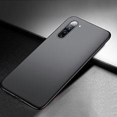 Handyhülle Hülle Kunststoff Schutzhülle Tasche Matt M03 für Oppo Find X2 Lite Schwarz
