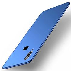 Handyhülle Hülle Kunststoff Schutzhülle Tasche Matt M03 für Samsung Galaxy A6s Blau