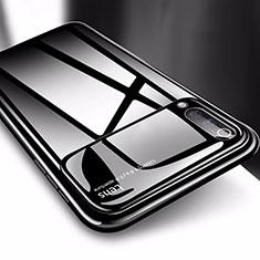 Handyhülle Hülle Kunststoff Schutzhülle Tasche Matt M03 für Xiaomi Mi A3 Schwarz