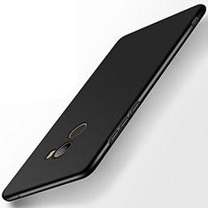 Handyhülle Hülle Kunststoff Schutzhülle Tasche Matt M03 für Xiaomi Mi Mix 2 Schwarz