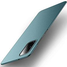 Handyhülle Hülle Kunststoff Schutzhülle Tasche Matt P01 für Samsung Galaxy S20 Plus Grün