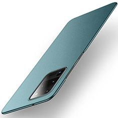 Handyhülle Hülle Kunststoff Schutzhülle Tasche Matt P01 für Samsung Galaxy S20 Ultra 5G Grün