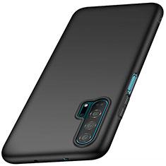 Handyhülle Hülle Kunststoff Schutzhülle Tasche Matt P02 für Huawei Honor 20 Pro Schwarz