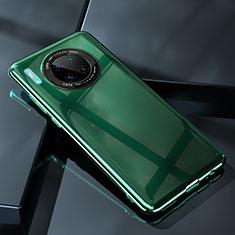 Handyhülle Hülle Kunststoff Schutzhülle Tasche Matt P05 für Huawei Mate 30 5G Grün