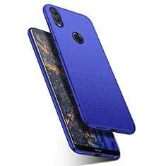Handyhülle Hülle Kunststoff Schutzhülle Tasche Treibsand für Huawei Honor Note 10 Blau