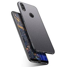Handyhülle Hülle Kunststoff Schutzhülle Tasche Treibsand für Huawei Honor Note 10 Grau