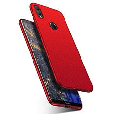 Handyhülle Hülle Kunststoff Schutzhülle Tasche Treibsand für Huawei Honor Note 10 Rot