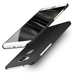 Handyhülle Hülle Kunststoff Schutzhülle Treibsand für Huawei G7 Plus Schwarz