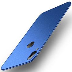 Handyhülle Hülle Kunststoff Schutzhülle Treibsand für Huawei Honor Play Blau