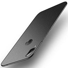 Handyhülle Hülle Kunststoff Schutzhülle Treibsand für Huawei Honor Play Schwarz