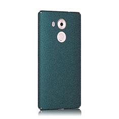 Handyhülle Hülle Kunststoff Schutzhülle Treibsand für Huawei Mate 8 Grün