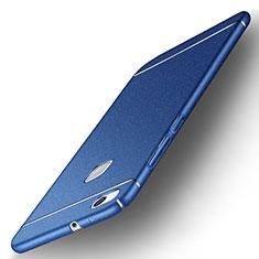 Handyhülle Hülle Kunststoff Schutzhülle Treibsand für Huawei P10 Lite Blau