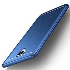 Handyhülle Hülle Kunststoff Schutzhülle Treibsand für OnePlus 3 Blau