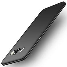 Handyhülle Hülle Kunststoff Schutzhülle Treibsand für Samsung Galaxy J7 (2016) J710F J710FN Schwarz
