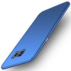 Handyhülle Hülle Kunststoff Schutzhülle Treibsand für Samsung Galaxy Note 5 N9200 N920 N920F Blau