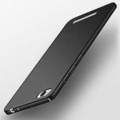 Handyhülle Hülle Kunststoff Schutzhülle Treibsand für Xiaomi Mi 4i Schwarz