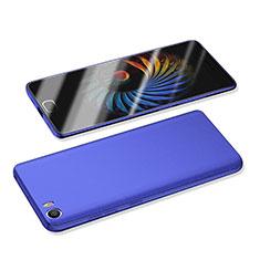 Handyhülle Hülle Kunststoff Schutzhülle Treibsand für Xiaomi Mi 5 Blau