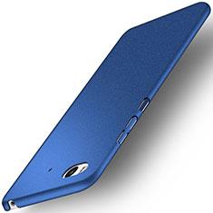 Handyhülle Hülle Kunststoff Schutzhülle Treibsand für Xiaomi Mi 5S Blau