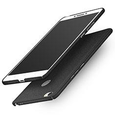 Handyhülle Hülle Kunststoff Schutzhülle Treibsand für Xiaomi Mi Max Schwarz