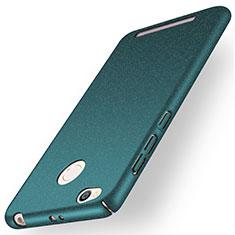 Handyhülle Hülle Kunststoff Schutzhülle Treibsand für Xiaomi Redmi 3 Pro Grün