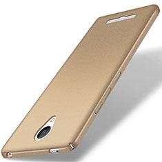 Handyhülle Hülle Kunststoff Schutzhülle Treibsand für Xiaomi Redmi Note 2 Gold