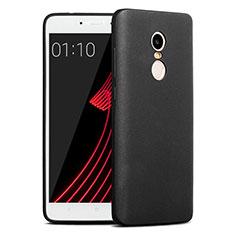 Handyhülle Hülle Kunststoff Schutzhülle Treibsand für Xiaomi Redmi Note 4X Schwarz