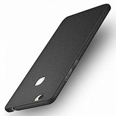 Handyhülle Hülle Kunststoff Schutzhülle Treibsand Q01 für Huawei Honor V8 Max Schwarz