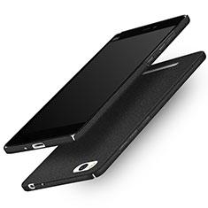 Handyhülle Hülle Kunststoff Schutzhülle Treibsand Q01 für Xiaomi Mi 4i Schwarz