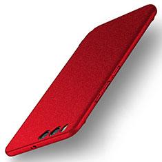 Handyhülle Hülle Kunststoff Schutzhülle Treibsand Q01 für Xiaomi Mi 6 Rot