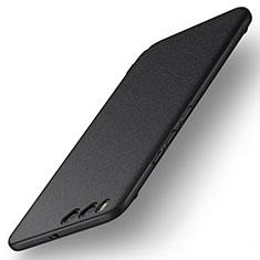 Handyhülle Hülle Kunststoff Schutzhülle Treibsand Q01 für Xiaomi Mi 6 Schwarz