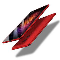 Handyhülle Hülle Kunststoff Schutzhülle Treibsand Q01 für Xiaomi Mi Mix Evo Rot