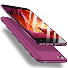 Handyhülle Hülle Kunststoff Tasche Matt M02 für Xiaomi Redmi Note 5A Standard Edition Violett