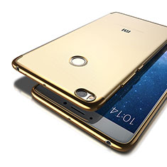 Handyhülle Hülle Luxus Aluminium Metall für Xiaomi Mi Max 2 Gold