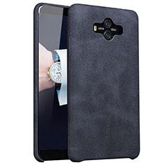 Handyhülle Hülle Luxus Leder Schutzhülle für Huawei Mate 10 Schwarz