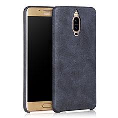 Handyhülle Hülle Luxus Leder Schutzhülle für Huawei Mate 9 Pro Schwarz
