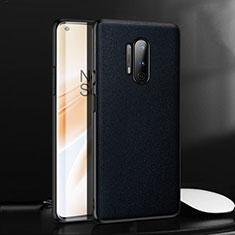 Handyhülle Hülle Luxus Leder Schutzhülle für OnePlus 8 Pro Blau