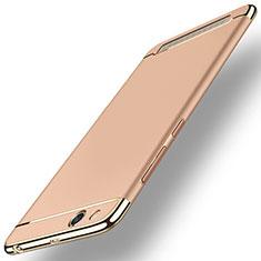 Handyhülle Hülle Luxus Metall Rahmen und Kunststoff für Xiaomi Redmi 5A Rosegold